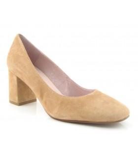 Zapato clásico ante camel