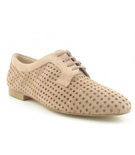Zapato Cordones mujer MARIA JAEN 4066N TAUPE
