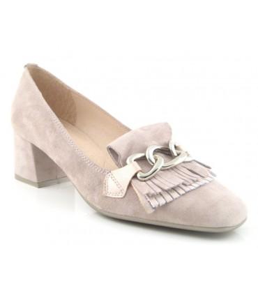 Zapato mujer adorno cadena
