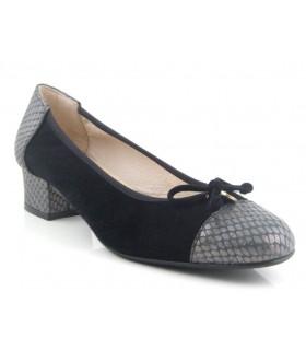 Zapato Salón mujer ROLDAN 3088 ANTRACITA