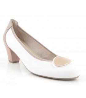 Zapato Salón mujer ROLDAN 3158 BLANCO
