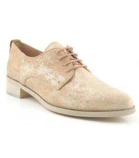 Zapato Cordones mujer ALPE 32331321 SALMON