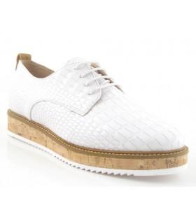 Zapato Cordones mujer ALPE 32746461 HUMO