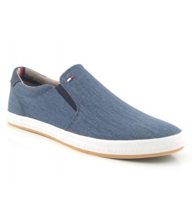 Slip on color azul