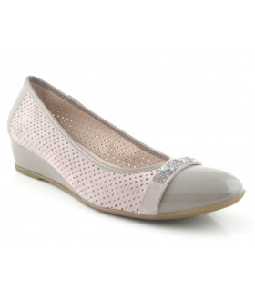Zapato confort cuña