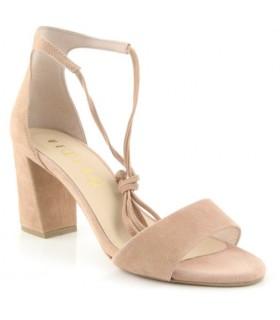 Sandalias de vestir con cordón