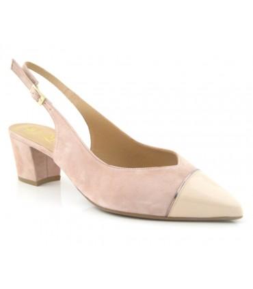 Zapatos de vestir destalonado