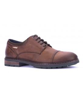 Zapato clásico puntera recta