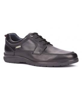 Zapato negro clásico para hombre