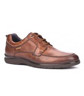 Zapatos de cordones clásico para hombre