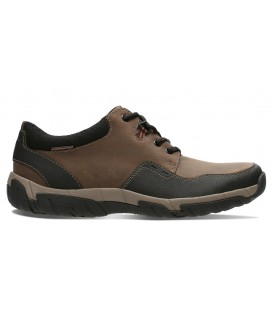 Zapatos de cordones marrón