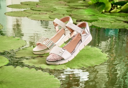 Nuevas tendencias de sandalias